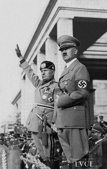 Benito Mussolini accomplishments