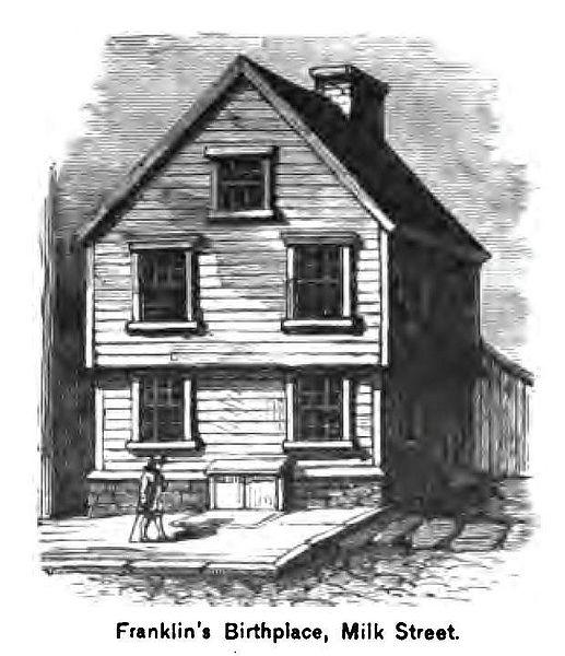 a biography of benjamin franklin born in boston massachusetts Though benjamin franklin spent a majority of his life in philadelphia, he was  actually born in boston, massachusetts a fact that many people.