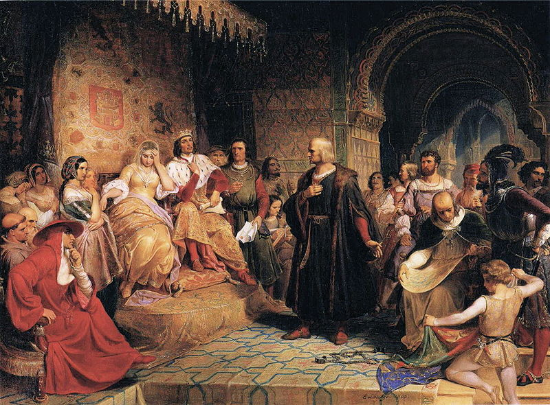 a timeline of the life of queen isabella Time line of the life of the servant of god queen isabel 1405, march 6—juan ii  of castile, father of our servant of god, is born in toro (zamora), spain 1421.