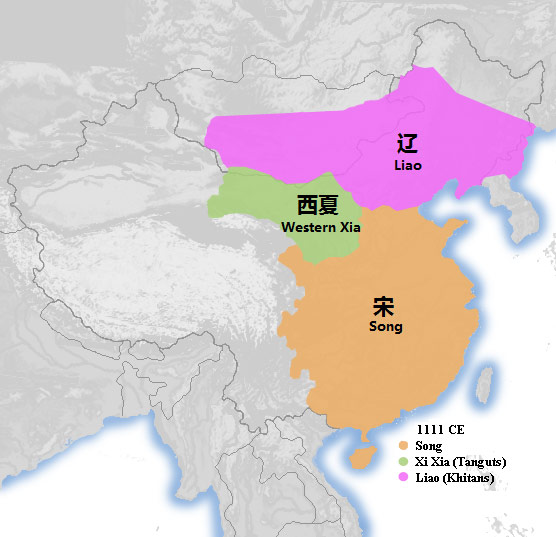Western xia dynasty 10381227 imperial china history facts photo by wikipedia creative commons the western xia dynasty sciox Image collections