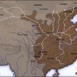 Han Dynasty Geography