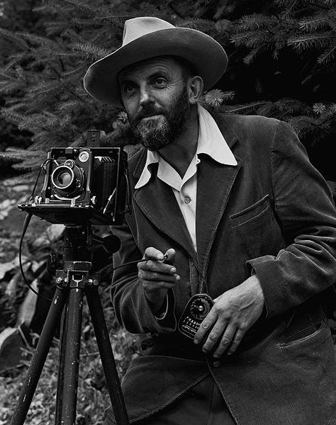 a biography of the photographer ansel easton adams born in 1902 Ansel easton adams (february 20, 1902 – april 22, 1984) was a legendary american photographer and environmentalist, best known for his black-and-white photographs of the american west and primarily yosemite national park.