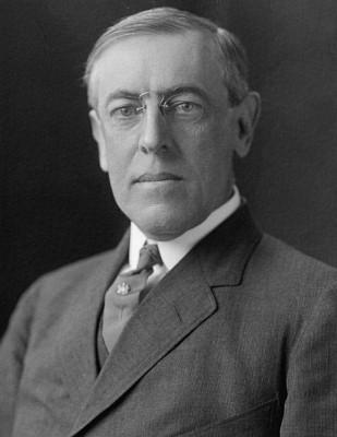 Woodrow Wilson 309x400
