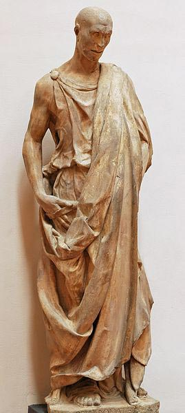 donatello biography One of the great tuscan sculptors of the renaissance, born at florence, c 1386  died there, 13 dec, 1466 he was the son of nicolò di betto bardi, and was.