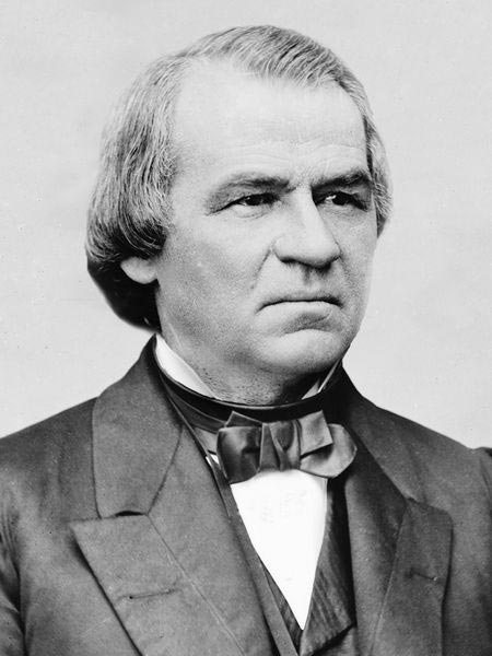 a biography of johnson the 17th president of the united states The civil war trust's biography page for president andrew johnson  17th president of the united states  with the proslavery and states' rights mentality.