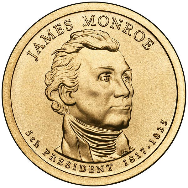 the appointments made by james monroe during his time Brief bits of township history for monroe township of allen county,  ohio, and after his fist visit, made frequent calls to this  during this time,.