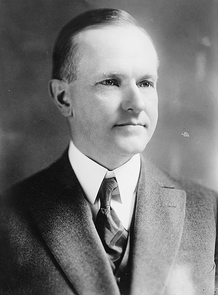 a biography of calvin coolidge John calvin coolidge was the thirtieth president of the united states he has become symbolic of the smug and self-satisfied conservatism that helped bring on.