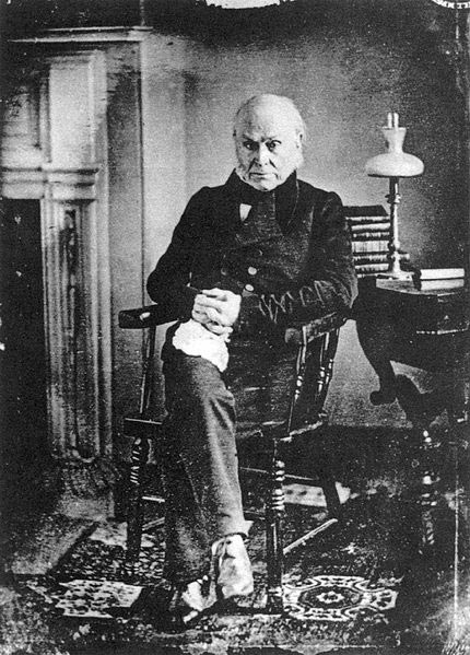 a biography of the life and presidency of john quincy adams John quincy adams: life before the presidency by margaret a hogan john quincy adams was born on july 11, 1767, in the village of braintree (now quincy), massachusetts, a few miles south of boston.