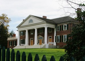 Madisons Virginia plantation 300x214