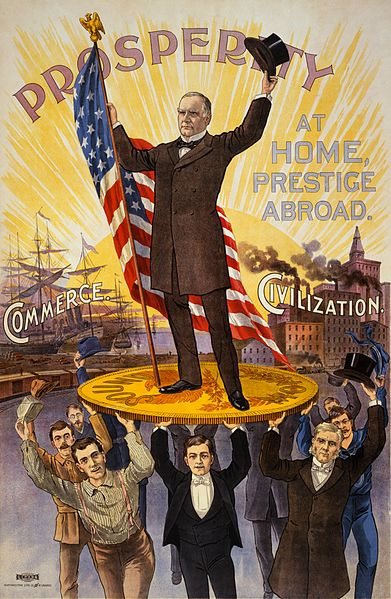 a biography of william mckinley Xem video  visit biographycom to learn more about william mckinley, the president during the spanish-american war.