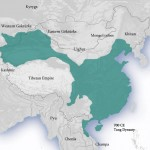 Tang Dynasty Geography