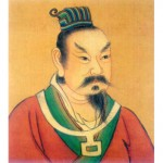 Emperor Taizu of the Later Liang