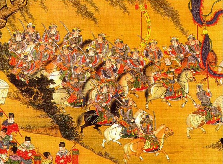 the rise and fall of the ming dynasty essay Kids learn the history about the ming dynasty of ancient china the emperors and accomplishments.