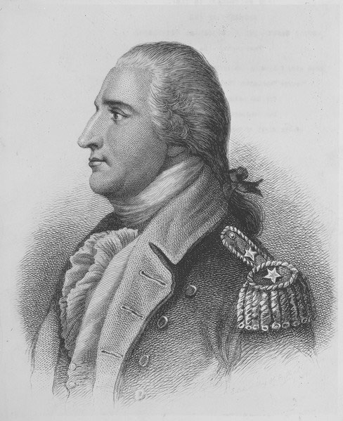 A biography of benedict arnold a military hero in canada