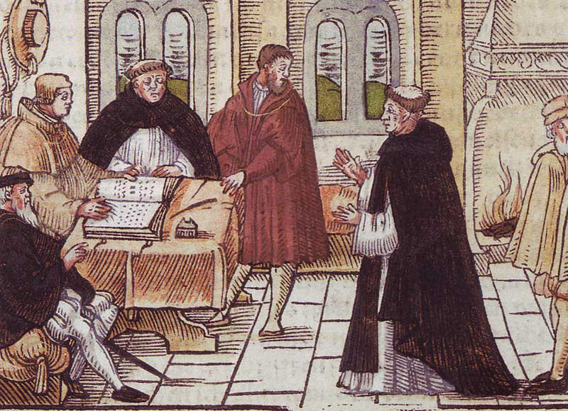 Martin Luther & The Spread of the Protestant Reformation ...