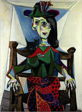 dora maar au chat by pablo picasso facts history of the painting dora maar au chat
