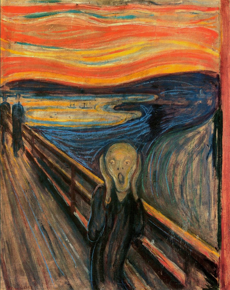 The Scream by Edvard Munch – Facts & History of the Painting