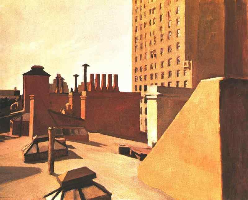 Edward Hopper Paintings Amp Artwork Gallery In Chronological