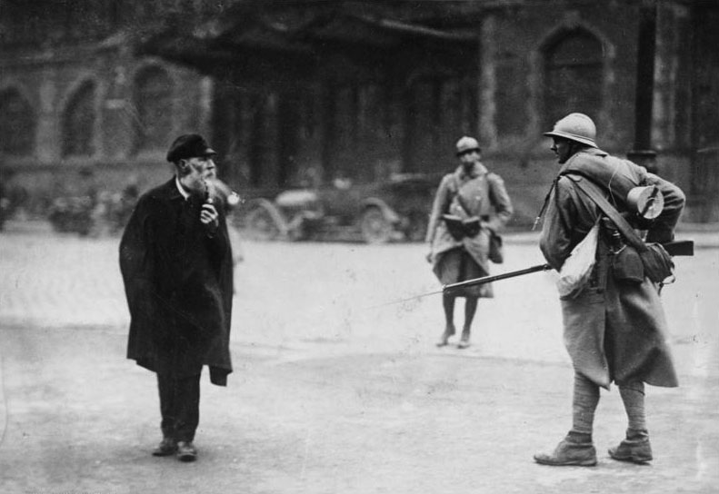 the ruhr crisis 1923 The french occupy the ruhr the reparations became an impossible burden on  the economy in january 1923 germany defaulted on the payments.