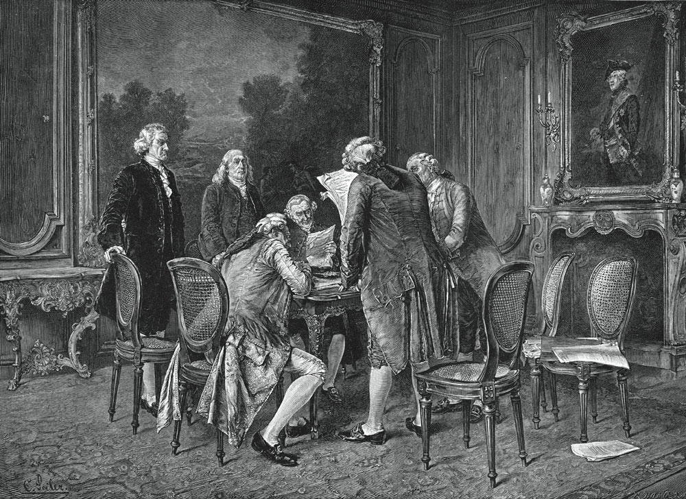 the treaty of paris 1783 Treaty of paris: treaty of paris, (1783), treaty between great britain and the united states concluding the american revolution see paris, peace.