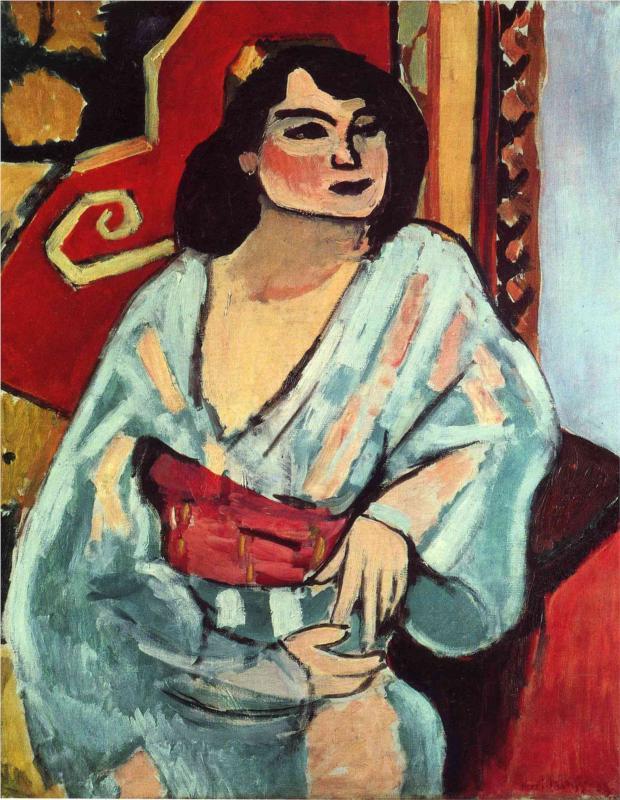 Henri matisse most famous paintings artworks for Le violoniste a la fenetre henri matisse