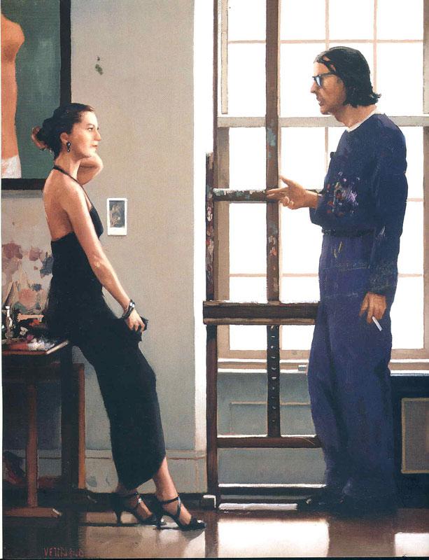 jack vettriano paintings  u0026 artwork gallery in chronological order