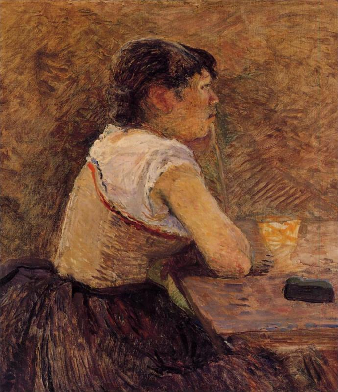 henri de toulouse lautrec at the Henri marie raymond de toulouse-lautrec monfa (the long name reflects his high-class social status) was born into an aristocratic family in the south of france .