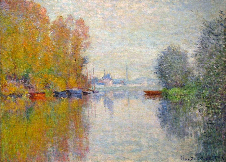 claude oscar monet most famous paintings artworks