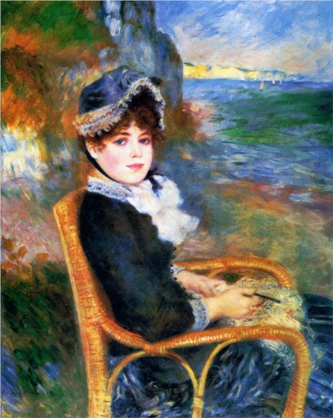 Pierre auguste renoir most famous paintings artworks for Paintings by renoir