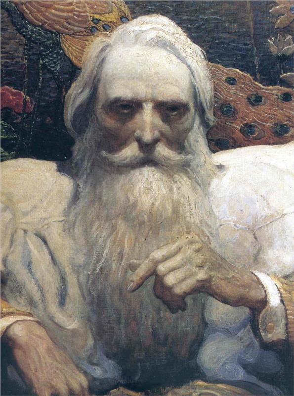 N C Wyeth Paintings Gallery In Chronological Order