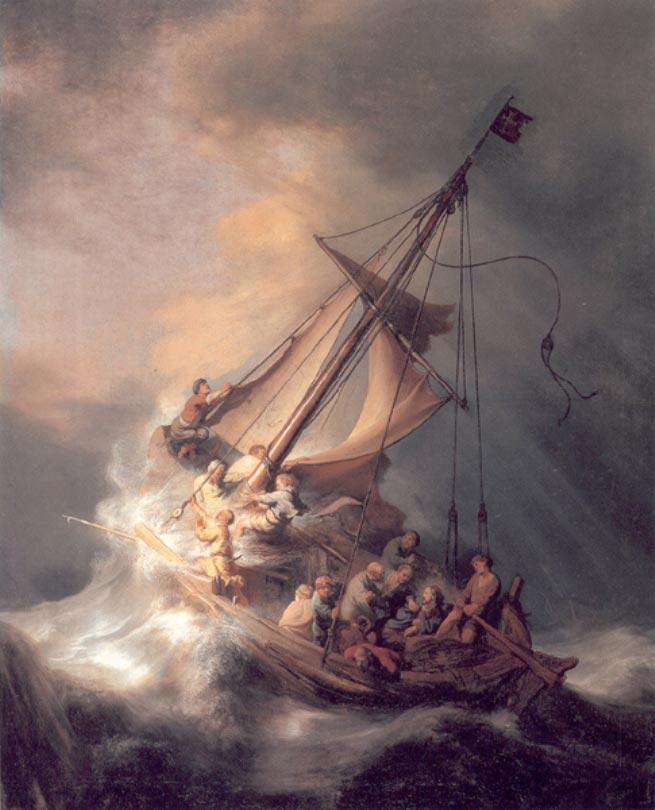 Rembrandt most famous paintings