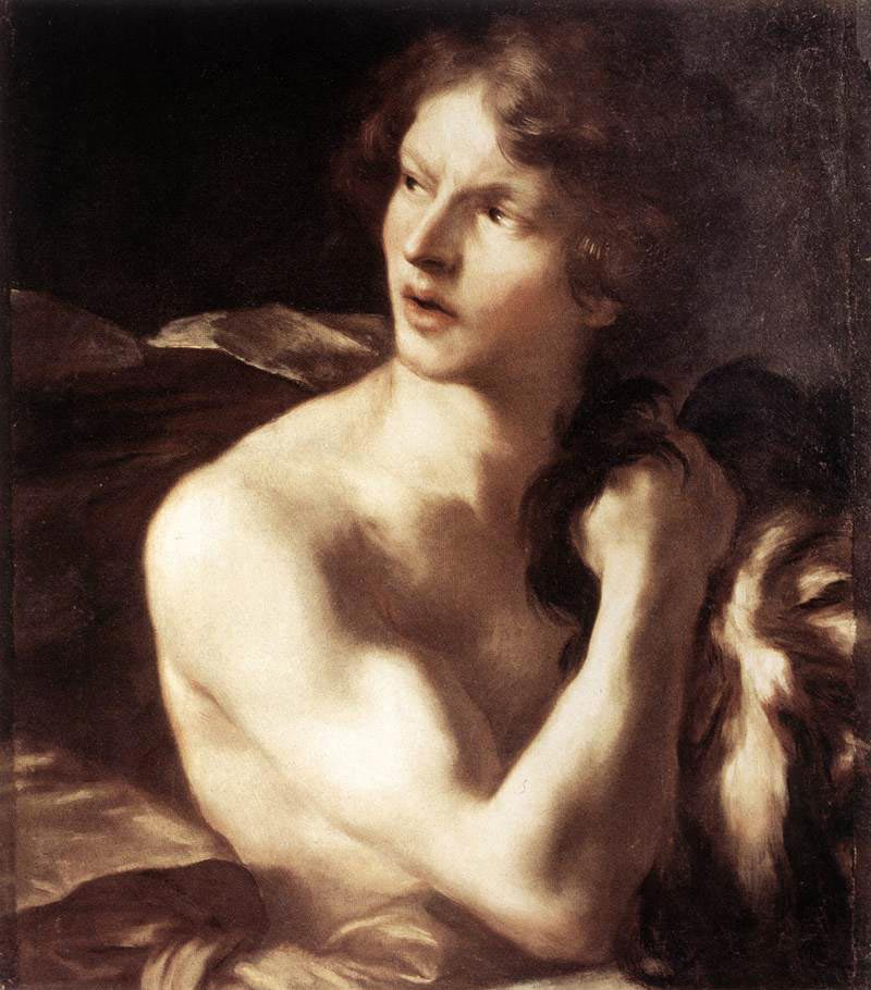 gian lorenzo bernini paintings artworks in chronological order david the head of goliath