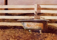 horse-tub-1972-Jamie-Wyeth-small