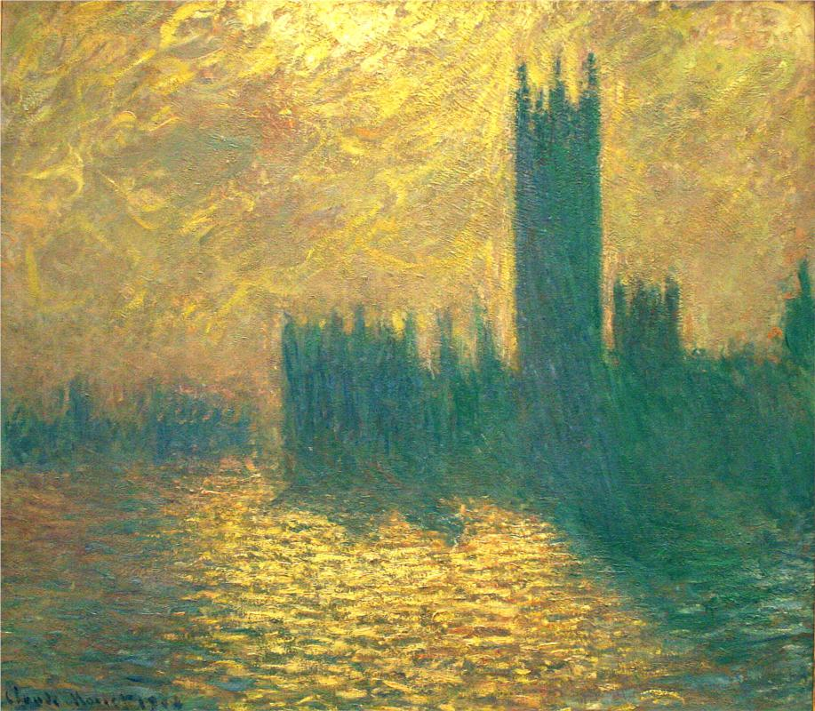 Claude Oscar Monet Most Famous Paintings Artworks