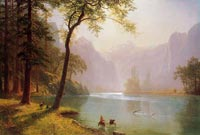 kern-s-river-valley-california-1871-by-Albert-Bierstadt-small