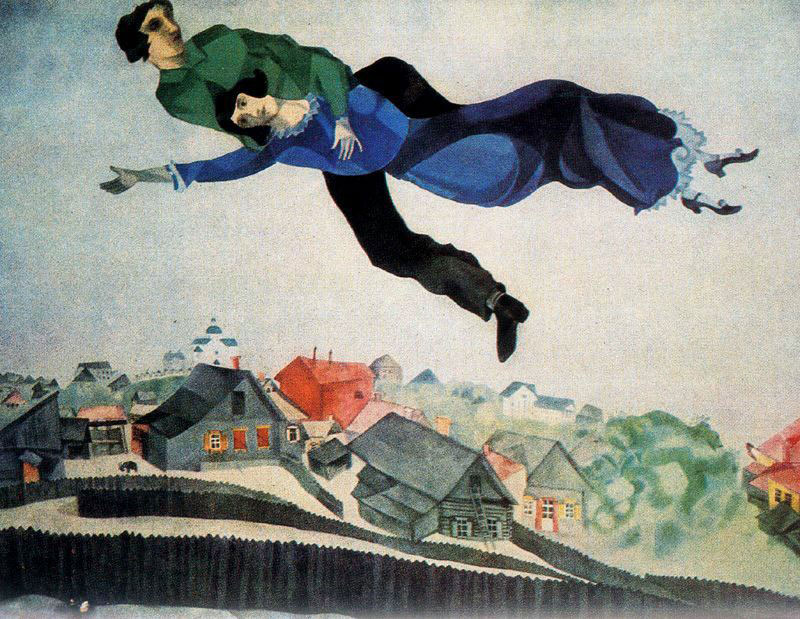 Image result for painting chagall