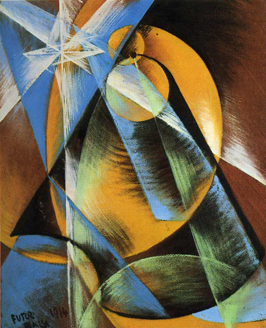 Giacomo Balla Paintings Amp Artwork Gallery In Chronological