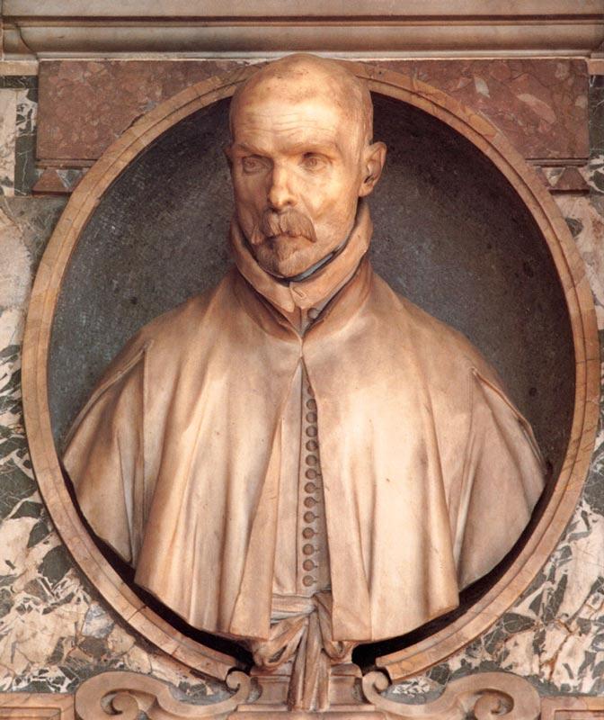 gian lorenzo bernini paintings artworks in chronological order portrait bust of pedro de foix montoya