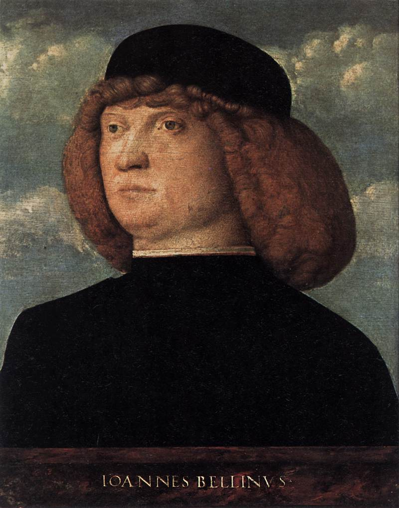 Giovanni Bellini Paintings & Artwork Gallery in Chronological Order