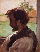 self-portrait-at-saint-saveur-1868-by-Frederic-Bazille-small