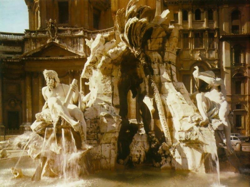Gian Lorenzo Bernini Paintings & Artworks in Chronological ...