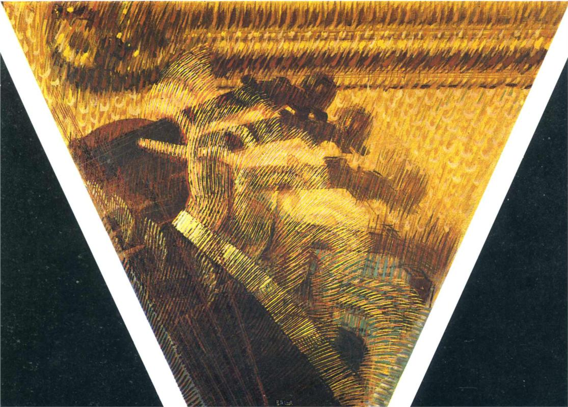 Giacomo Balla Paintings & Artwork Gallery in Chronological ...
