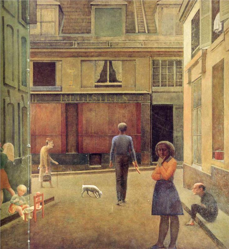 Balthus Paintings Amp Artwork Gallery In Chronological Order