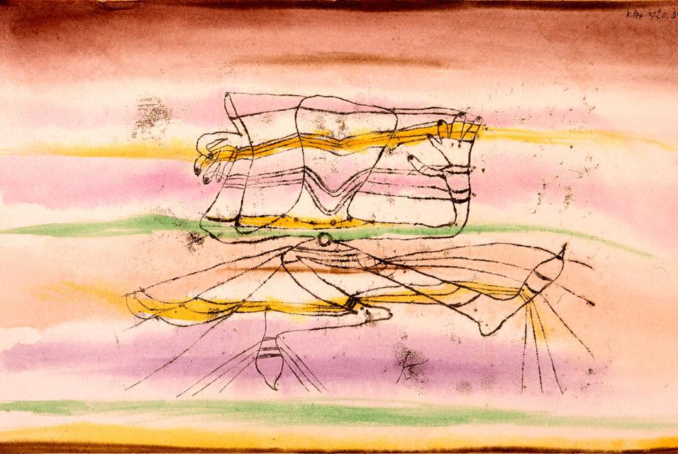 Paul Klee's Biography