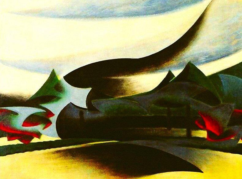 Giacomo Balla Paintings Amp Artwork Gallery In Chronological