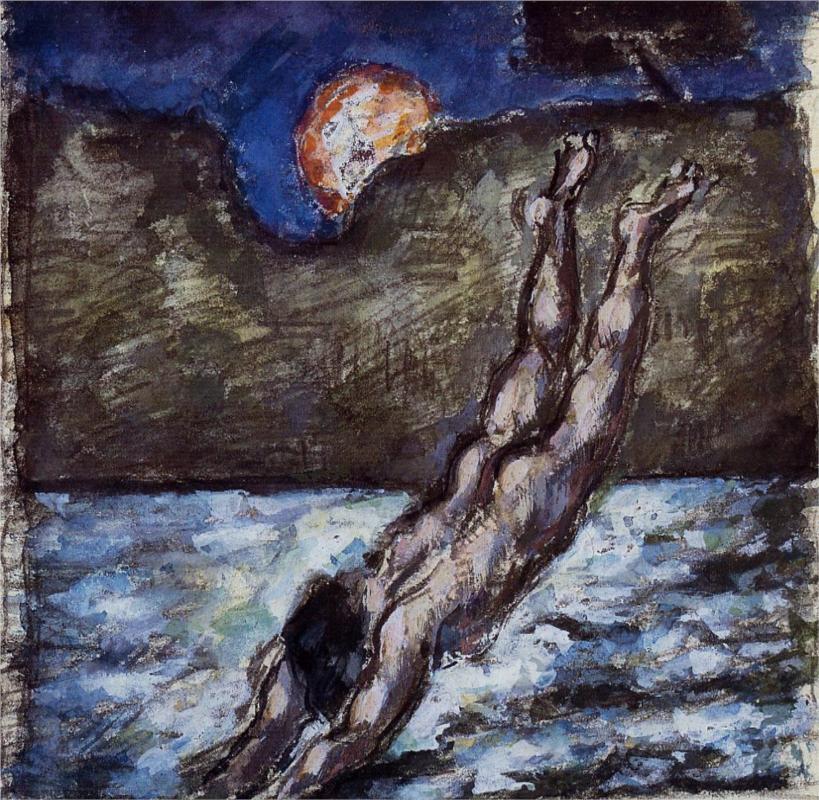 Paul C 233 Zanne Paintings Amp Artwork Gallery In Chronological