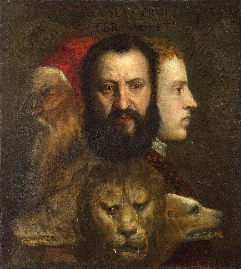 Allegory of Prudence by Titian - Facts & History of the ...
