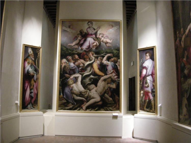 Giorgio Vasari Paintings Amp Artwork Gallery In