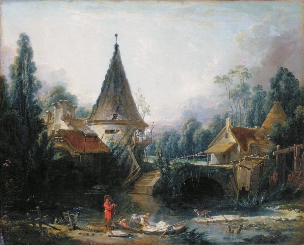 Fran 231 Ois Boucher Paintings Amp Artwork Gallery In