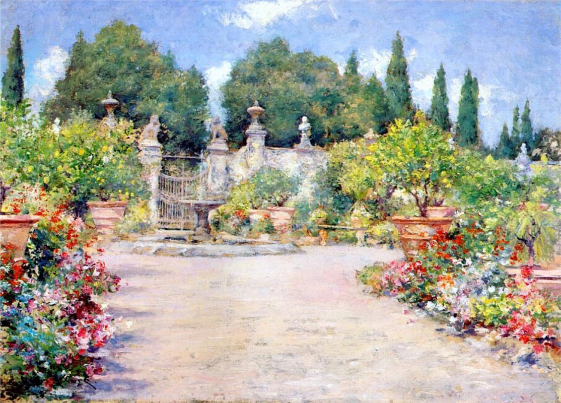 William Merritt Chase Paintings Gallery In Alphabetical Order
